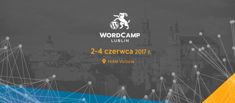 Grafika WordCamp Lublin