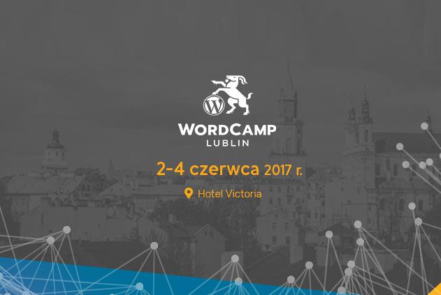 Logo WordCamp Lublin