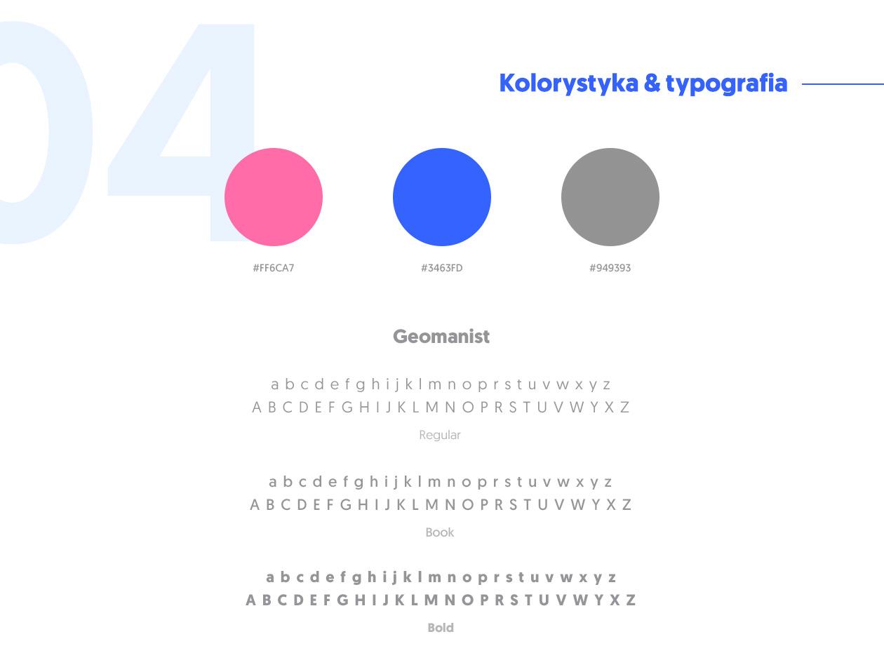 Badania prenatalne - strona firmowa zrealizowana przez Quality Pixels