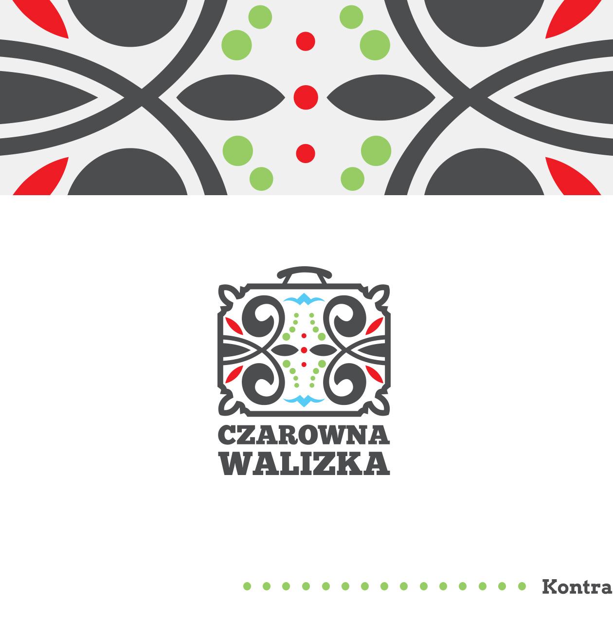 Logotyp Czarowna Walizka