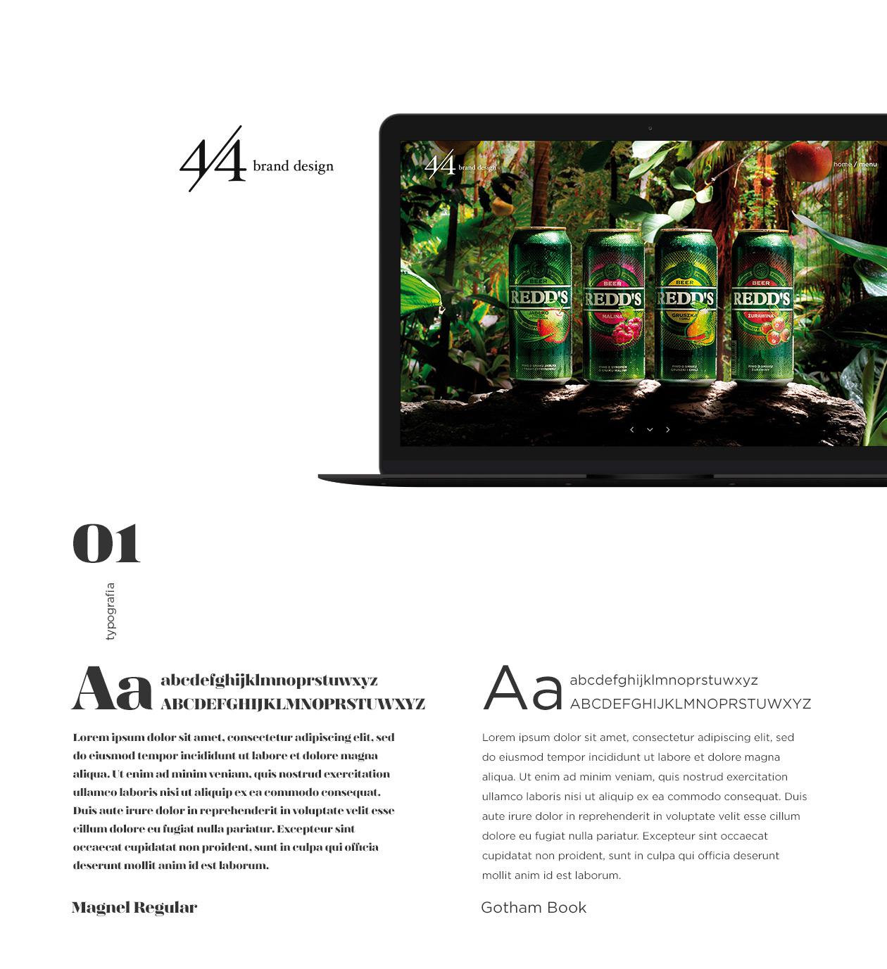 2bdfcb2d85be7 Cztery Czwarte - strona firmowa zrealizowana przez Quality Pixels ...
