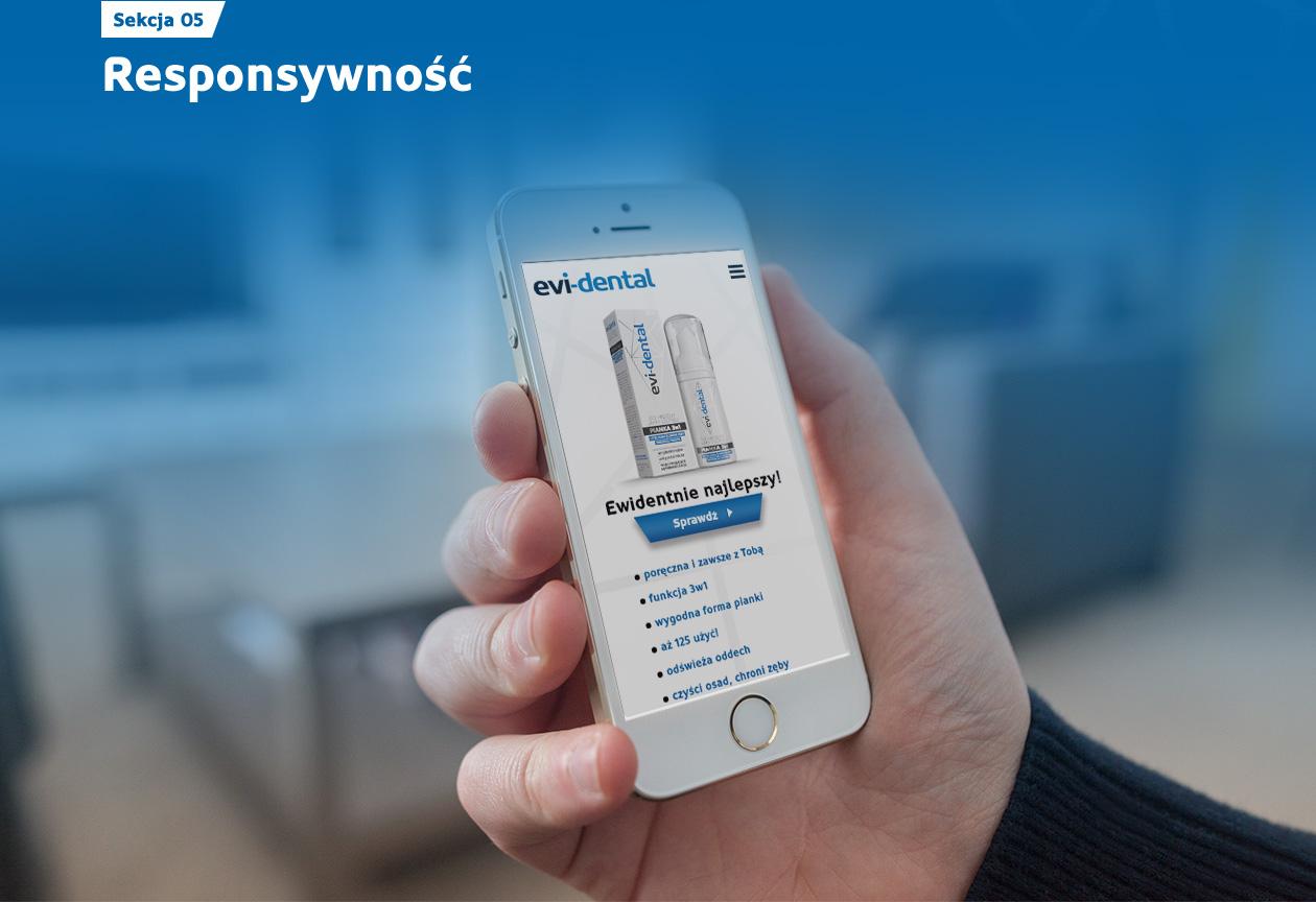 Strona internetowa evi-dental