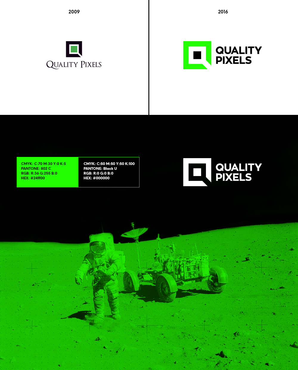 Redesign Quality Pixels