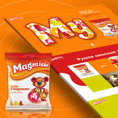Strona internetowa Magmisie