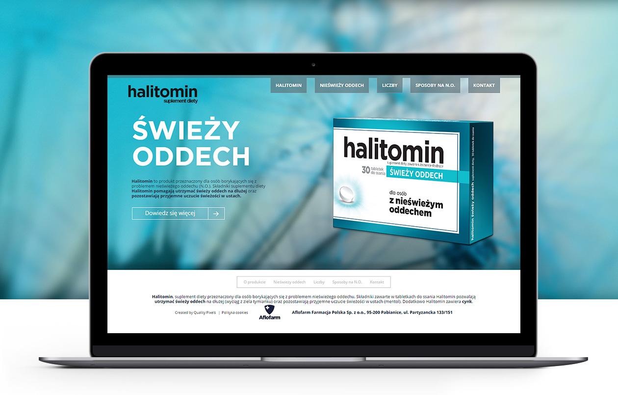 Świeży oddech - Halitomin
