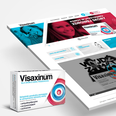 Strona internetowa Visaxinum