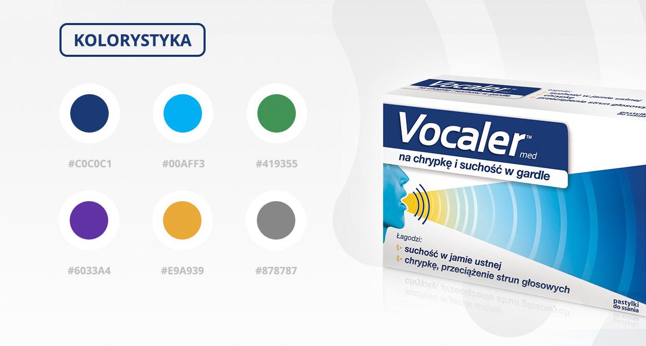 Strona internetowa Vocaler